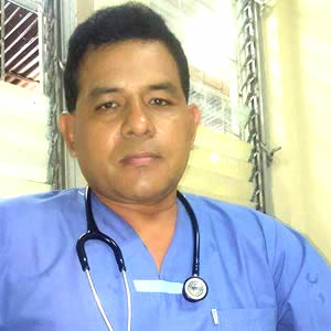 DR. LUIS BACCA PINTO